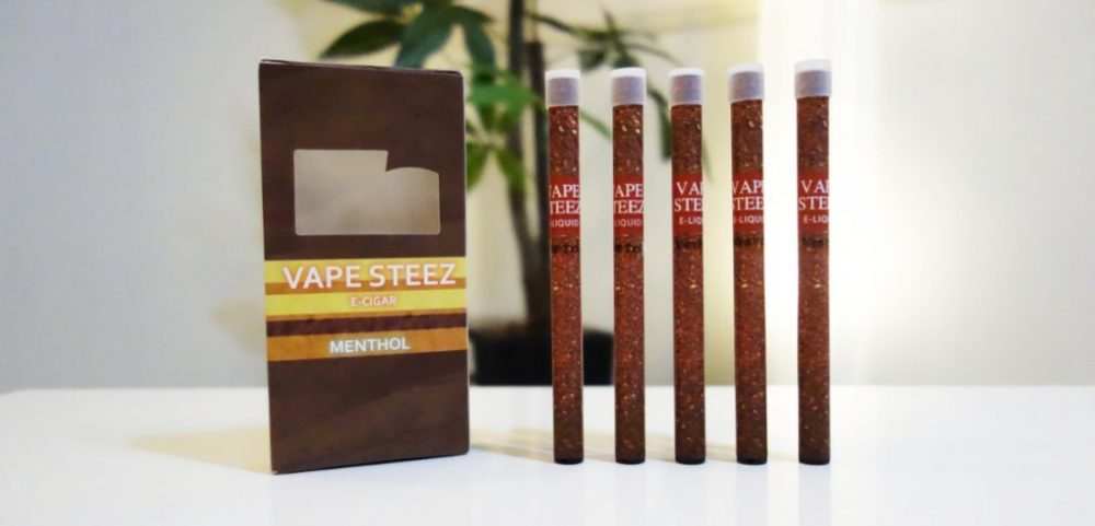VAPE STEEZ E CIGARの中身