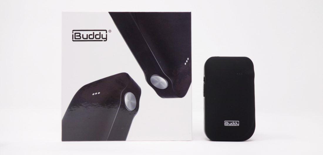 【IQOS互換】iBuddy i1 Kit(アイバディ)アイコスが吸える加熱式電子タバコが凄い!