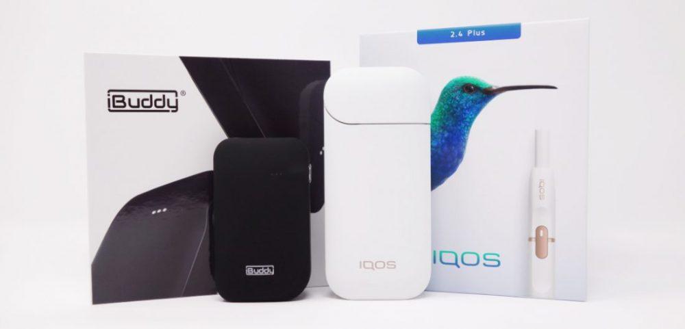 iBuddy i1 Kit(アイバディ)とIQOS(アイコス)どっちが良い?コスパ・味・外観・使用感を徹底的に比較!