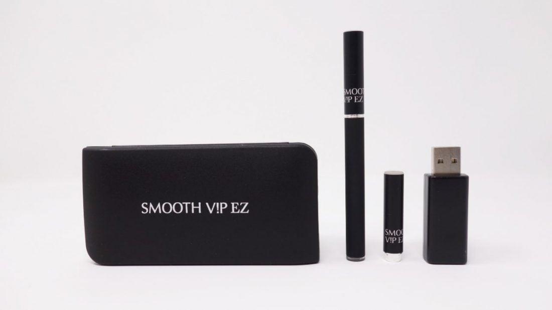 【スムースビップEZ】コンビニで買える電子タバコ